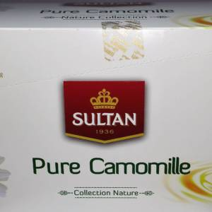 10 packets in a box of Pure Chamomile