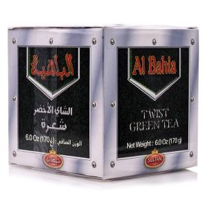 Sultan Tea AlBahia Green 170g